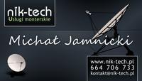 Montaż anten - NIK-TECH - Produkt